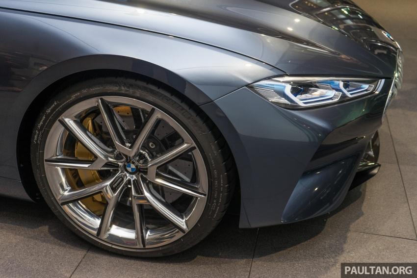 BMW 8 Series Concept buat penampilan di M'sia – dipamerkan di BMW Luxury Excellence Pavilion KL Image #782542