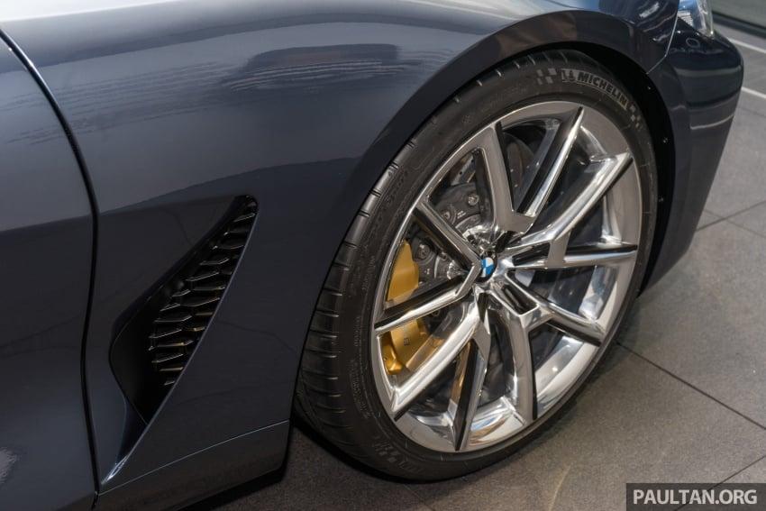 BMW 8 Series Concept buat penampilan di M'sia – dipamerkan di BMW Luxury Excellence Pavilion KL Image #782545