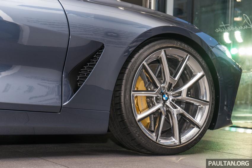 BMW 8 Series Concept buat penampilan di M'sia – dipamerkan di BMW Luxury Excellence Pavilion KL Image #782546