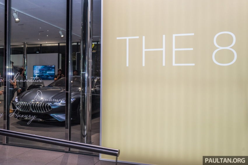 BMW 8 Series Concept buat penampilan di M'sia – dipamerkan di BMW Luxury Excellence Pavilion KL Image #782522