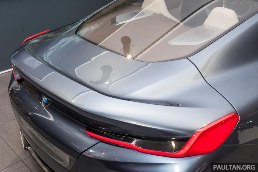 BMW 8 Series Concept buat penampilan di M'sia – dipamerkan di BMW Luxury Excellence Pavilion KL Image #782551