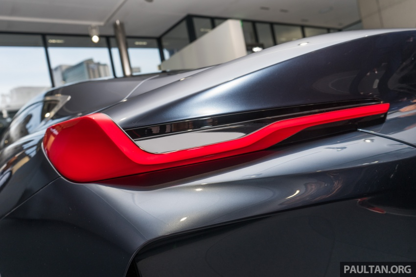 BMW 8 Series Concept buat penampilan di M'sia – dipamerkan di BMW Luxury Excellence Pavilion KL Image #782553