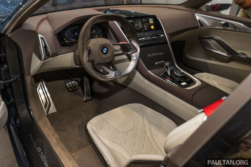 BMW Concept 8 Series now on display at BMW Luxury Excellence Pavilion in Kuala Lumpur until March 7 Image #782475