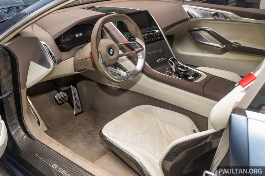 BMW Concept 8 Series now on display at BMW Luxury Excellence Pavilion in Kuala Lumpur until March 7 Image #782476