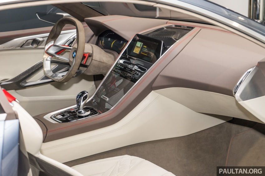 BMW Concept 8 Series now on display at BMW Luxury Excellence Pavilion in Kuala Lumpur until March 7 Image #782477