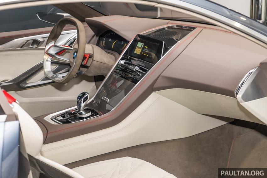 BMW 8 Series Concept buat penampilan di M'sia – dipamerkan di BMW Luxury Excellence Pavilion KL Image #782557