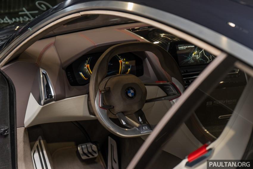 BMW 8 Series Concept buat penampilan di M'sia – dipamerkan di BMW Luxury Excellence Pavilion KL Image #782560