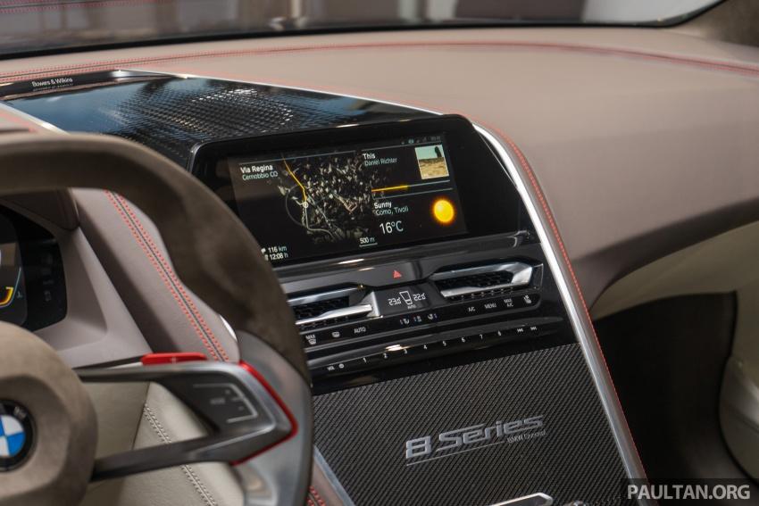BMW 8 Series Concept buat penampilan di M'sia – dipamerkan di BMW Luxury Excellence Pavilion KL Image #782562