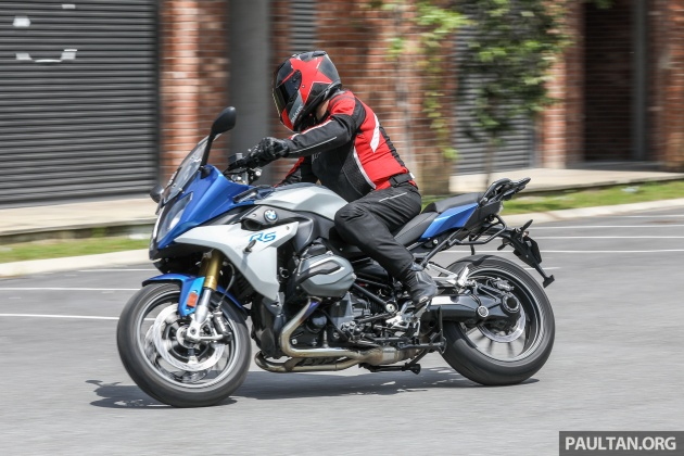 Review 2017 Bmw Motorrad R1200 Rs Rm101 900