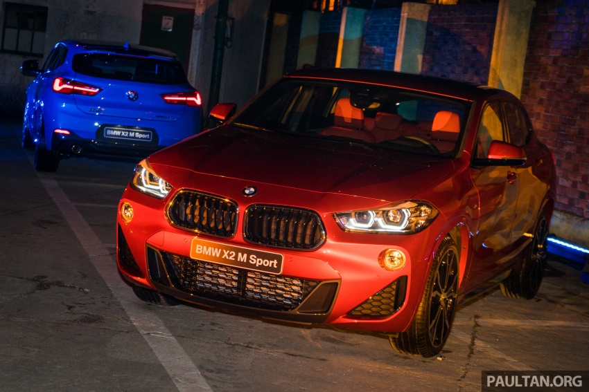 DRIVEN: F39 BMW X2 – substance beneath the looks? Image #773820