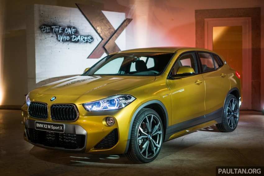 DRIVEN: F39 BMW X2 – substance beneath the looks? Image #773829