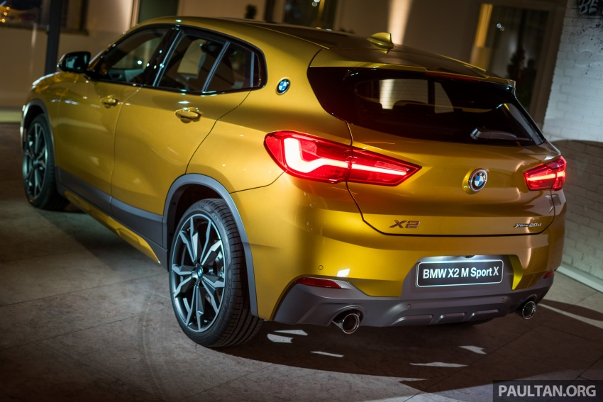 DRIVEN: F39 BMW X2 – substance beneath the looks? Image #773832