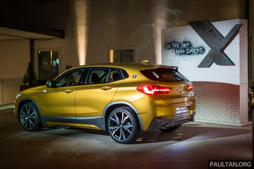 DRIVEN: F39 BMW X2 – substance beneath the looks? Image #773833