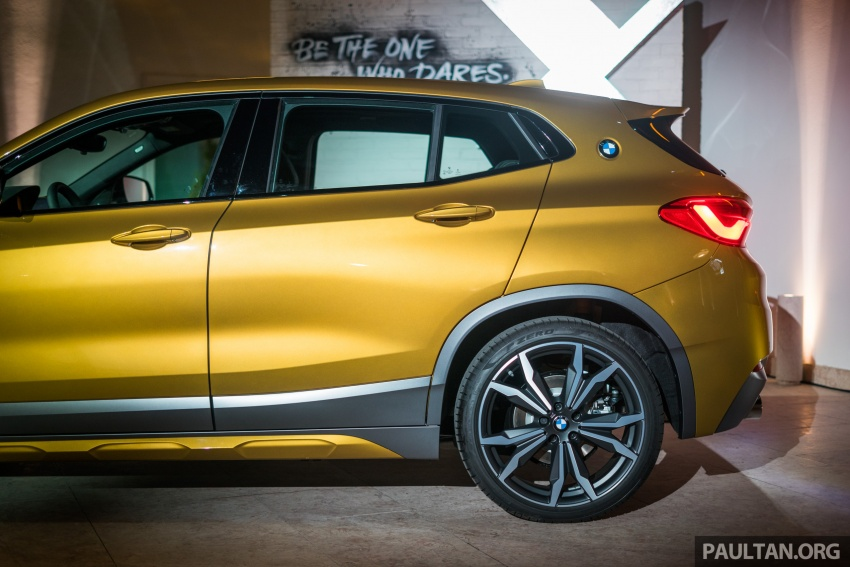 DRIVEN: F39 BMW X2 – substance beneath the looks? Image #773834
