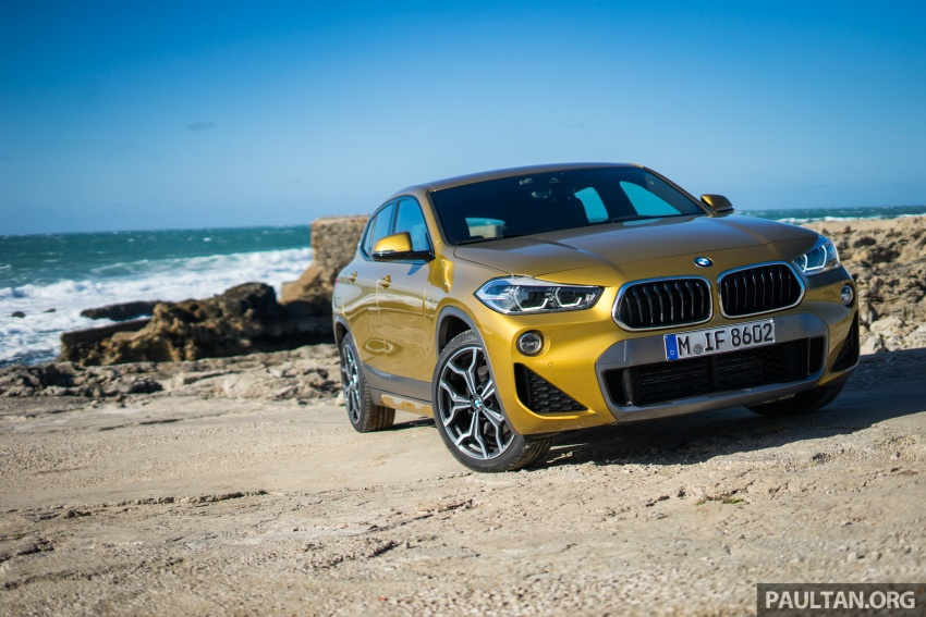 DRIVEN: F39 BMW X2 – substance beneath the looks? Image #773835