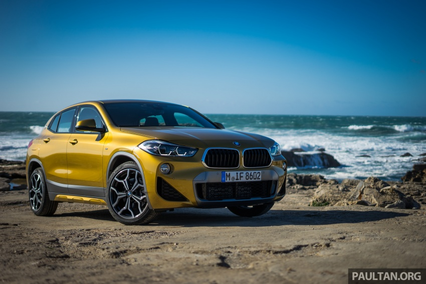DRIVEN: F39 BMW X2 – substance beneath the looks? Image #773836