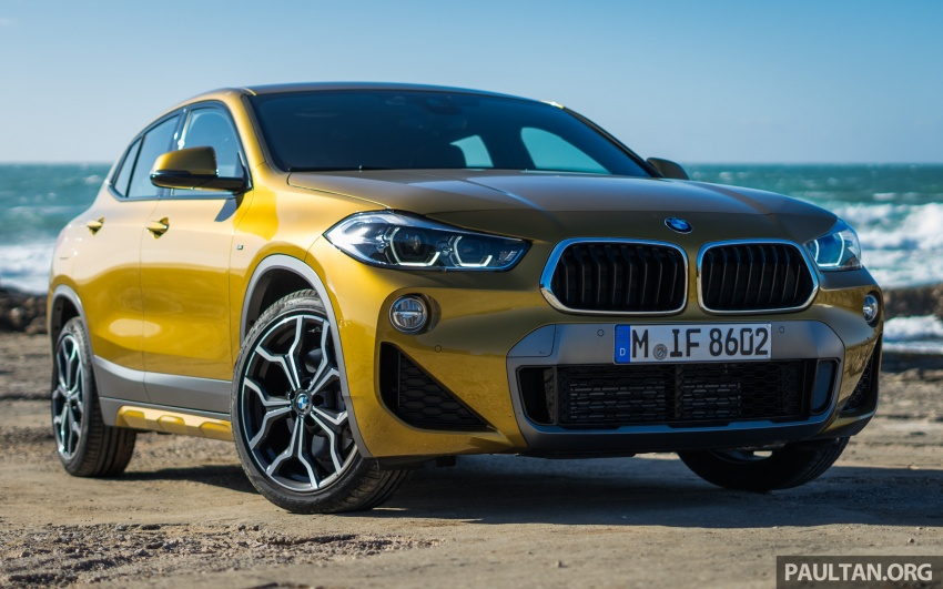 DRIVEN: F39 BMW X2 – substance beneath the looks? Image #773837