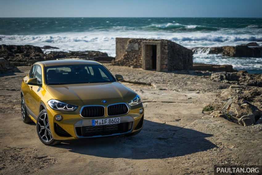 DRIVEN: F39 BMW X2 – substance beneath the looks? Image #773838