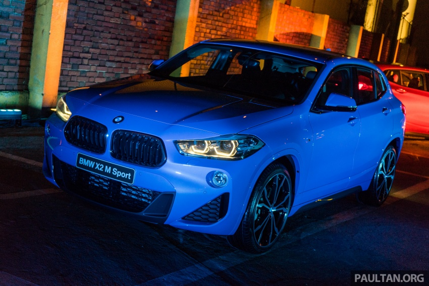 DRIVEN: F39 BMW X2 – substance beneath the looks? Image #773821