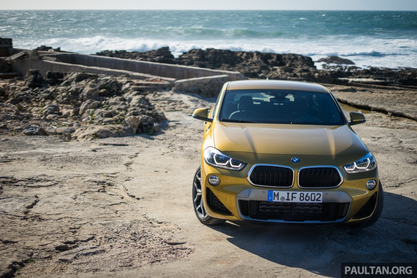 DRIVEN: F39 BMW X2 – substance beneath the looks? Image #773839
