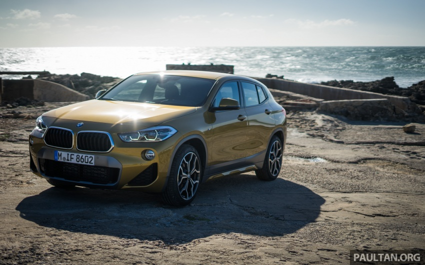 DRIVEN: F39 BMW X2 – substance beneath the looks? Image #773840
