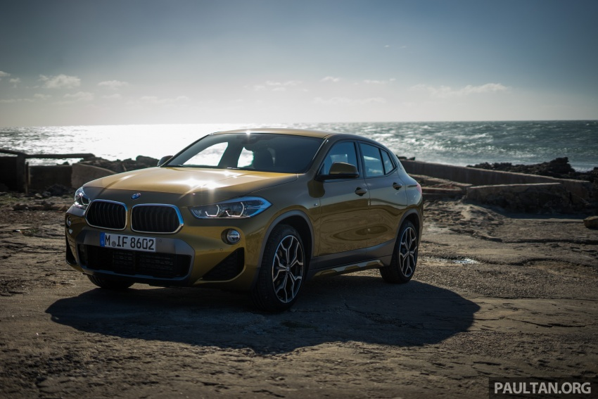 DRIVEN: F39 BMW X2 – substance beneath the looks? Image #773841