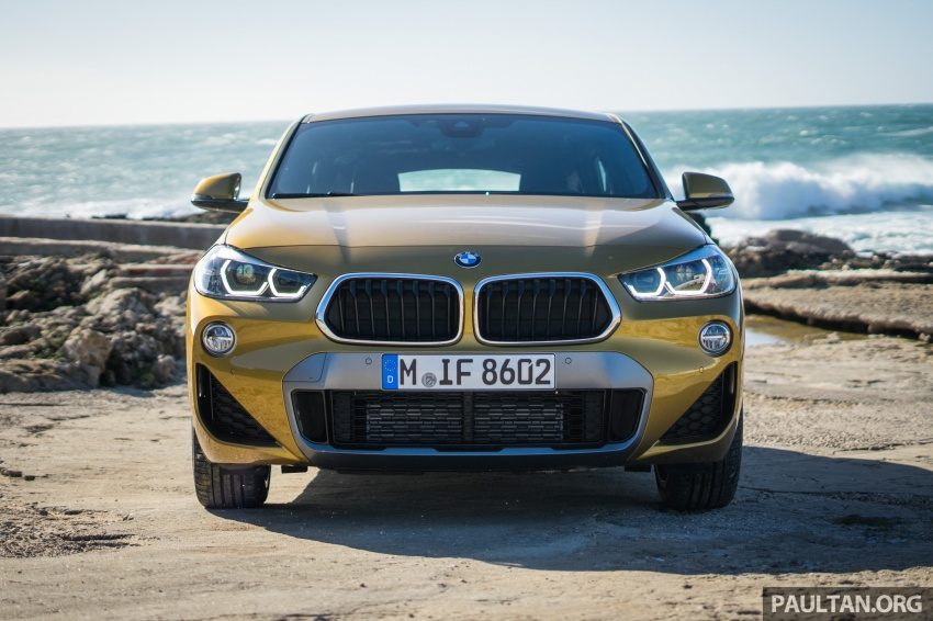 DRIVEN: F39 BMW X2 – substance beneath the looks? Image #773842