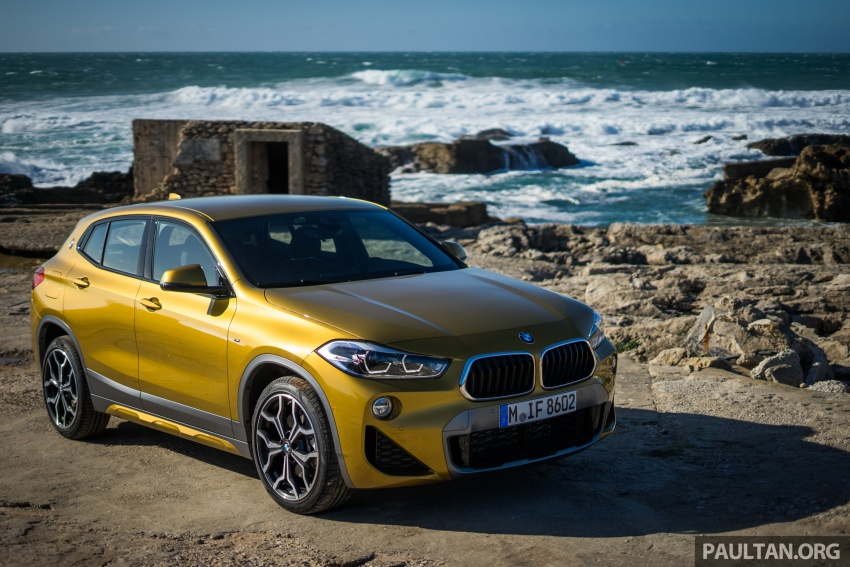 DRIVEN: F39 BMW X2 – substance beneath the looks? Image #773843