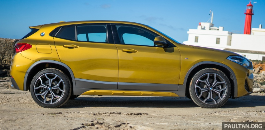 DRIVEN: F39 BMW X2 – substance beneath the looks? Image #773844