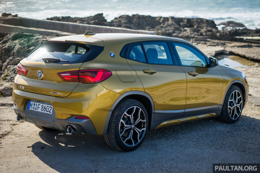 DRIVEN: F39 BMW X2 – substance beneath the looks? Image #773848