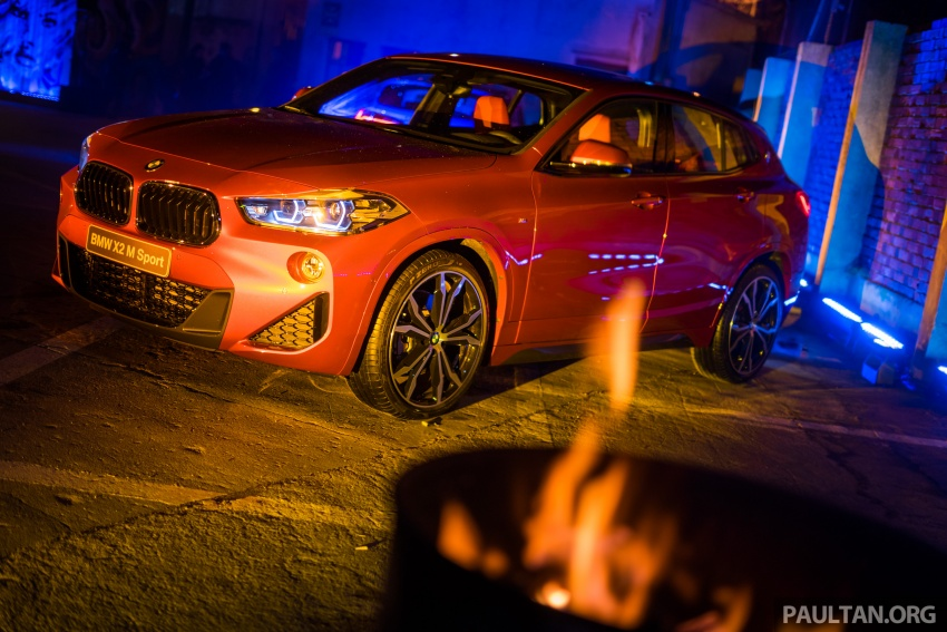 DRIVEN: F39 BMW X2 – substance beneath the looks? Image #773822