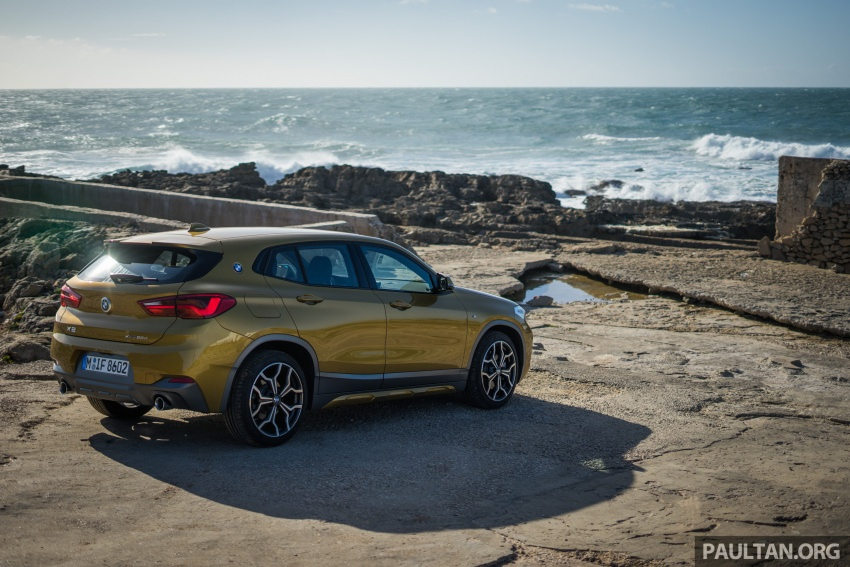 DRIVEN: F39 BMW X2 – substance beneath the looks? Image #773849
