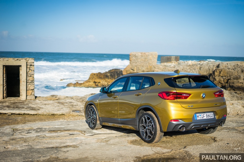 DRIVEN: F39 BMW X2 – substance beneath the looks? Image #773851