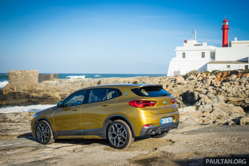 DRIVEN: F39 BMW X2 – substance beneath the looks? Image #773852