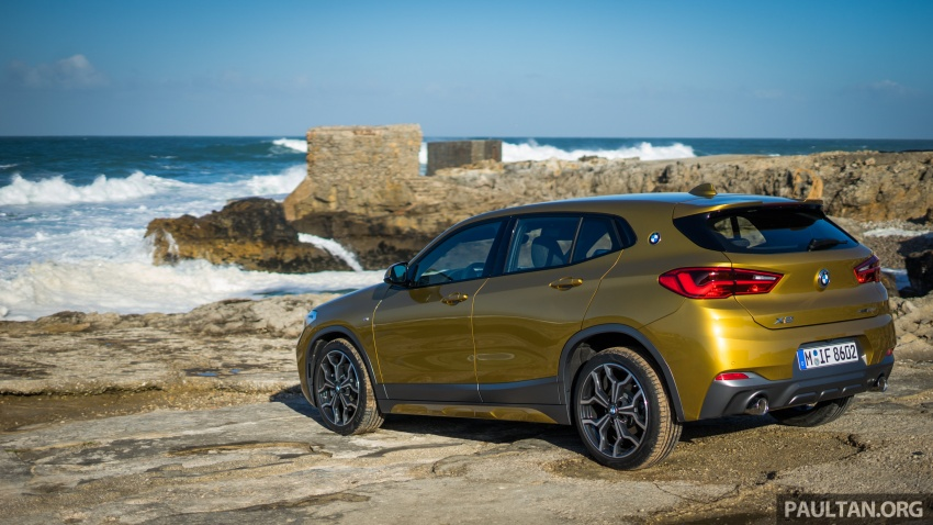 DRIVEN: F39 BMW X2 – substance beneath the looks? Image #773853