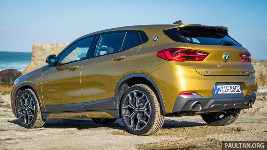 DRIVEN: F39 BMW X2 – substance beneath the looks? Image #773854