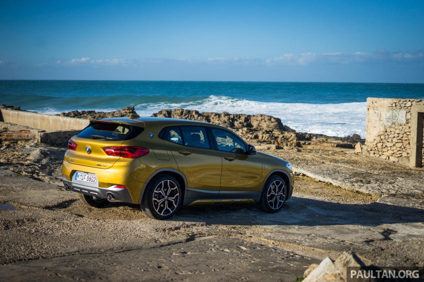 DRIVEN: F39 BMW X2 – substance beneath the looks? Image #773855