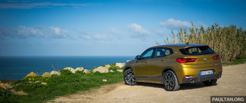 DRIVEN: F39 BMW X2 – substance beneath the looks? Image #773856