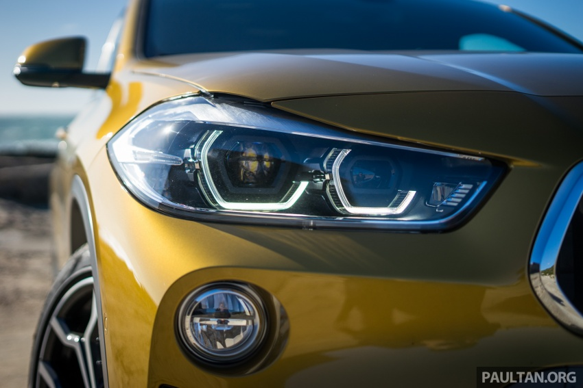 DRIVEN: F39 BMW X2 – substance beneath the looks? Image #773860