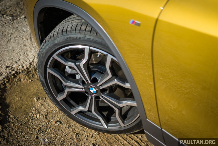 DRIVEN: F39 BMW X2 – substance beneath the looks? Image #773864