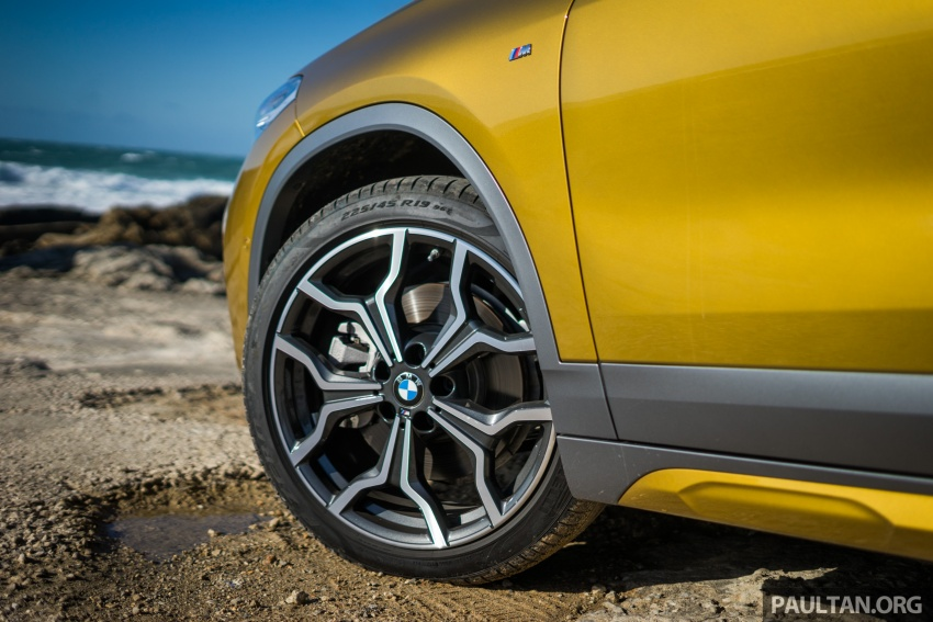 DRIVEN: F39 BMW X2 – substance beneath the looks? Image #773865
