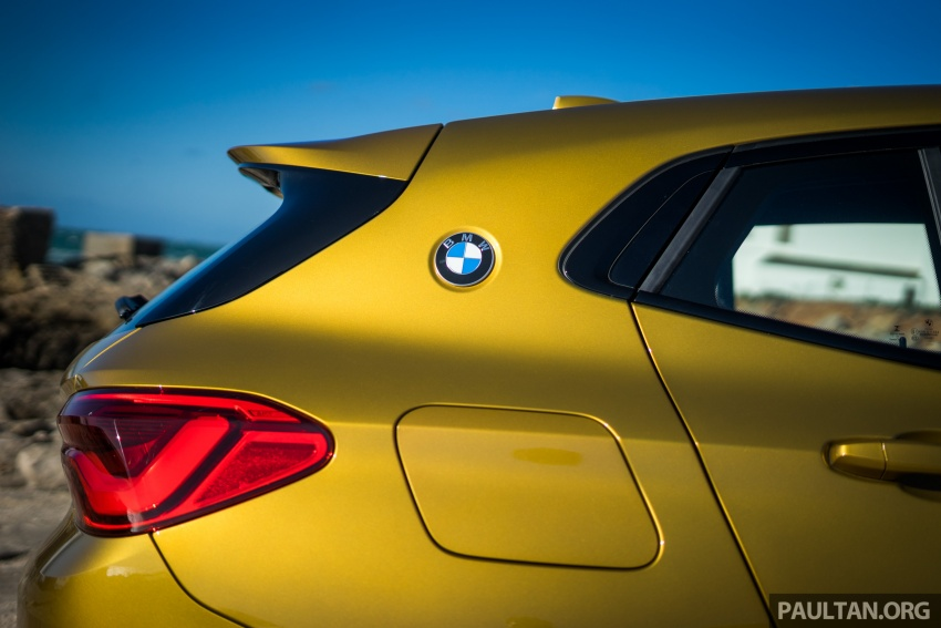 DRIVEN: F39 BMW X2 – substance beneath the looks? Image #773873