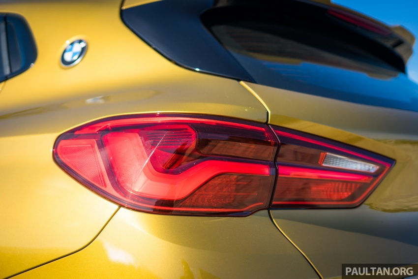 DRIVEN: F39 BMW X2 – substance beneath the looks? Image #773874