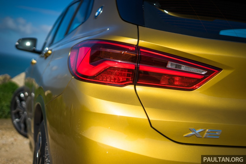 DRIVEN: F39 BMW X2 – substance beneath the looks? Image #773875