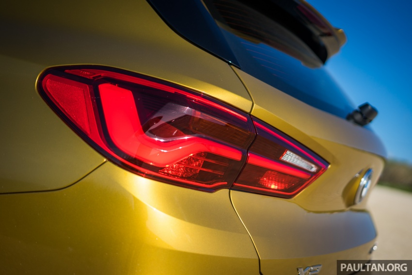 DRIVEN: F39 BMW X2 – substance beneath the looks? Image #773876
