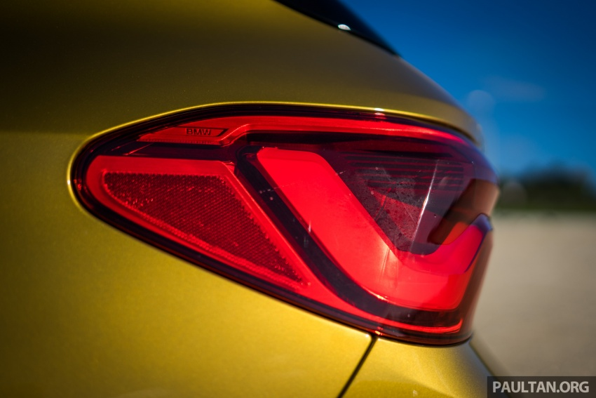 DRIVEN: F39 BMW X2 – substance beneath the looks? Image #773877