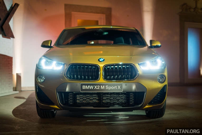 DRIVEN: F39 BMW X2 – substance beneath the looks? Image #773825