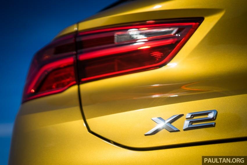 DRIVEN: F39 BMW X2 – substance beneath the looks? Image #773880