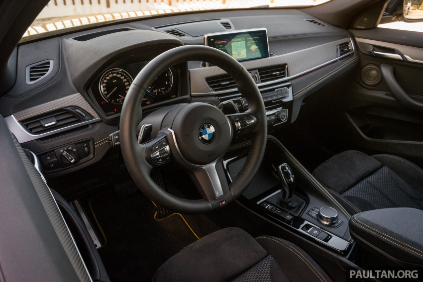 DRIVEN: F39 BMW X2 – substance beneath the looks? Image #773886