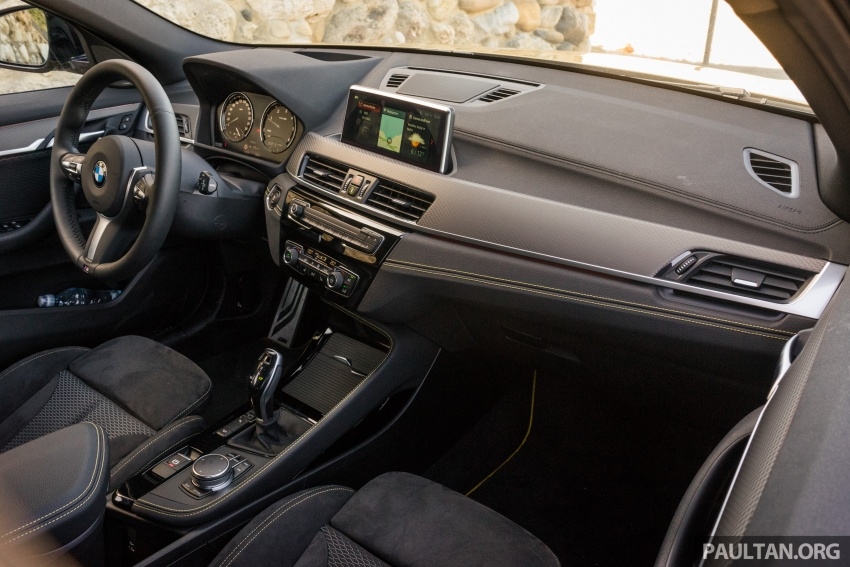 DRIVEN: F39 BMW X2 – substance beneath the looks? Image #773887